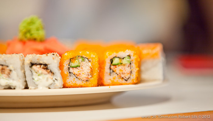 Gold maki - GardiSushi Party Set - доставка / заказ суши в Риге