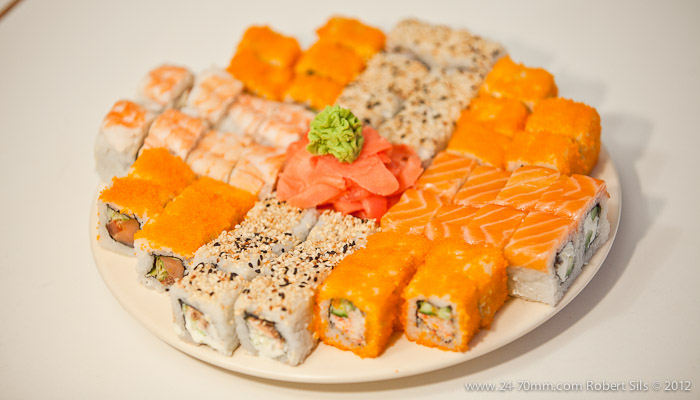 GardiSushi Tokio City Mikado sushi Party sushi - доставка / заказ суши в Риге