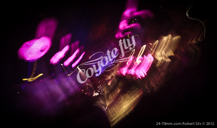 CoyoteFly Night Club in Riga - Sex