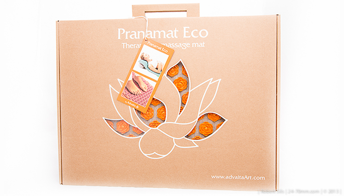 Pranamat Eco Therapeutic massage mat